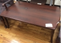 Cherry wooden coffee table