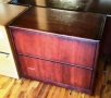 Wood Lateral File 2 drawer