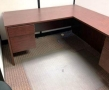 Cherry L Desks