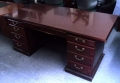 Executive Wood Desk