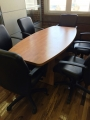 Honey conference table