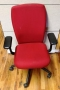 High Back Red Task Chair