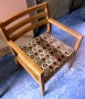 Maple guest chairs