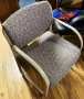 Guest chairs by Steelcase