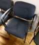 Black Guest chairs