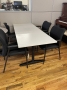 Desk/ Work table/ small conference table